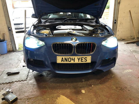 BMW 1 Series F20 Xenon HID Conversion Kit