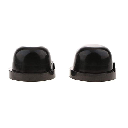 Rubber Domed Headlight Cap