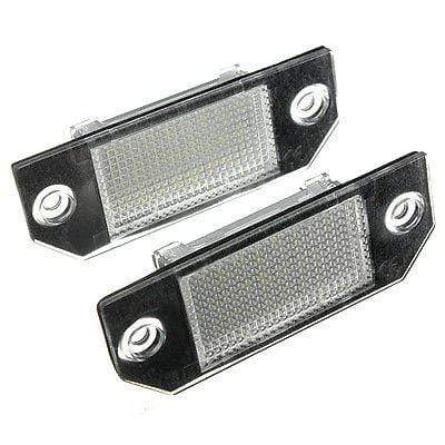 Ford Focus ST MK2 LED Number Plate Units (Pair)