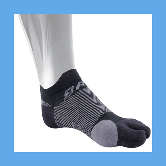 BR4 BUNION RELIEF SOCKS - Large, Black