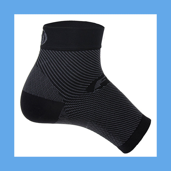FS6 Performance Foot Sleeve Pair 3 Colors - Extra Large, Black