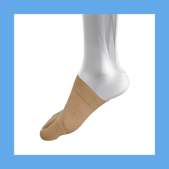 FS3 Forefoot Compression Sleeve - Natural, Small/Medium
