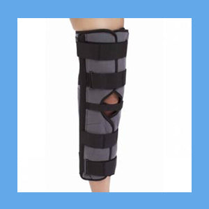 Procare 3-Panel Knee Splint, 14