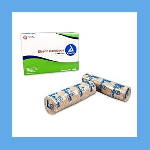 Dynarex Elastic Bandage With Clip Closure 6