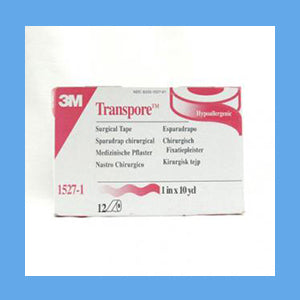Transpore Surgical Tape 1