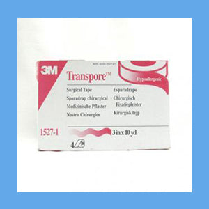 Transpore Surgical Tape 3