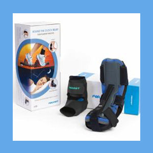 AirHeel and Dorsal Night Splint Care Kit