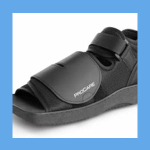 Don Joy - Procare Post-Op Surgical Shoe, Square Toe
