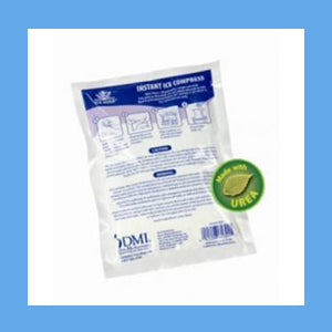 Instant Cold Pack Ice Medi-Pak 6x9 disposable (24/cs)