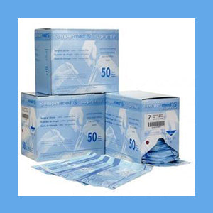 Supreme Latex Surgical Gloves - Sterile, Powder Free