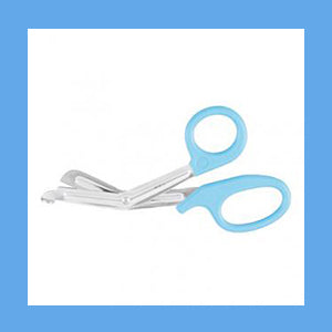 Miltex All Purpose Utility Scissor - Blue