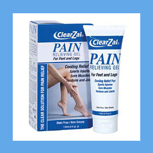 ClearZal Pain Relieving Gel