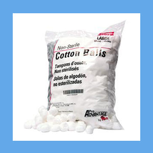 Cotton Balls, Medium