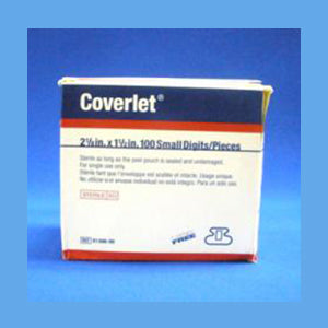 Coverlet Adhesive Bandages, Small Digits 2 1/8
