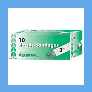 Dynarex Elastic Bandage With Clip Closure 3