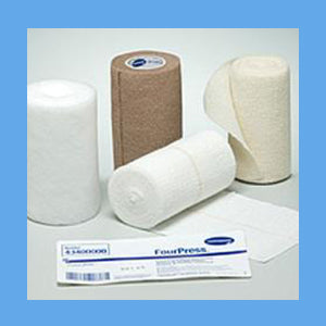 Hartmann FourPress Compression Bandage System