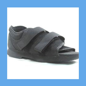 Mesh Top Post Op Surgical Shoe