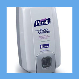 Purell Instant Hand Sanitizer Wall Dispenser