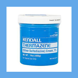 Thermazene Cream 400 gm.