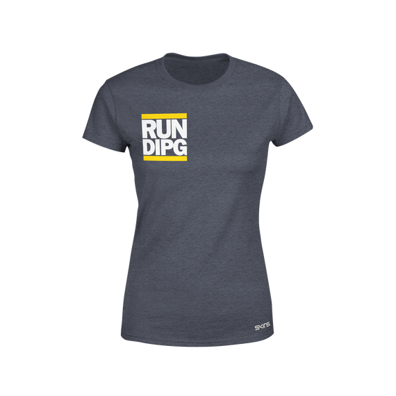 SKINS Women's Short-Sleeve Running Shirt