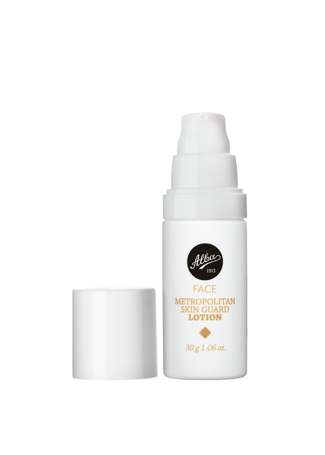 Metropolitan skin guard vegan face lotion
