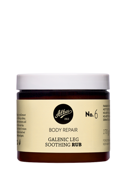 galenic leg soothing rub - official Alba1913 online store