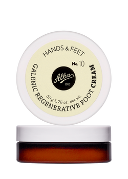 galenic regenerative foot cream - official Alba1913 online store