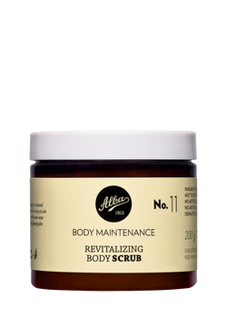 revitalizing body scrub - official Alba1913 online store
