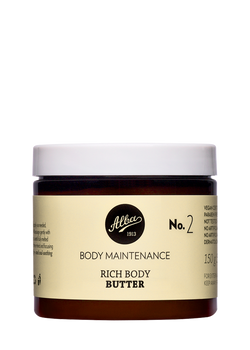 rich body butter - official Alba1913 online store