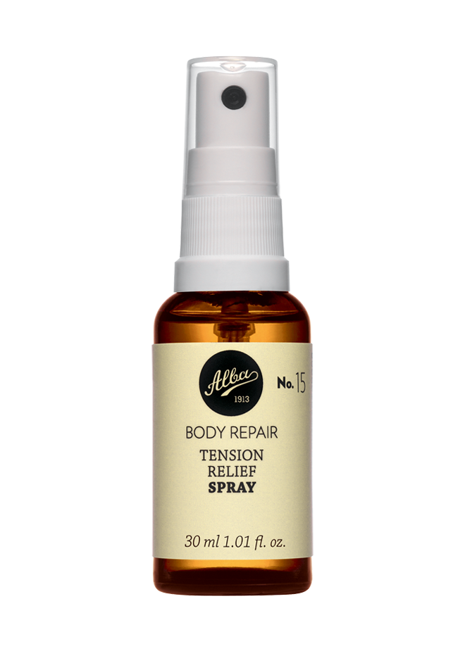 tension relief spray - official Alba1913 online store