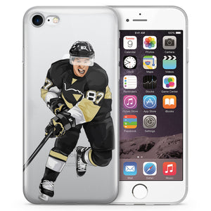 promo code 71d5d 4a14c Sid the Kid Hockey iPhone Case
