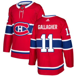 pretty nice b6490 9b588 BRENDAN GALLAGHER- MONTREAL CANADIENS REPLICA JERSEY - HABS