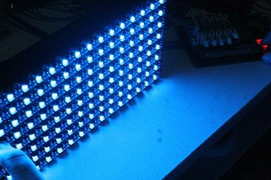 HOW TO TEST LED