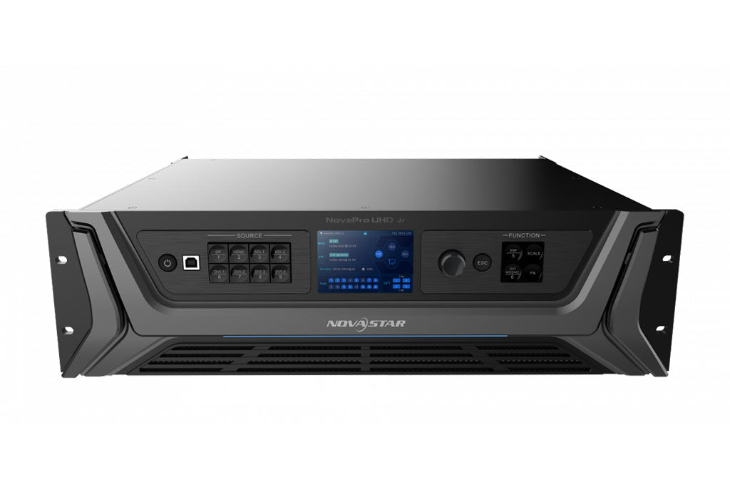 NovaPro UHD Jr Video Controller advanced all-in-one 4K solution on the market