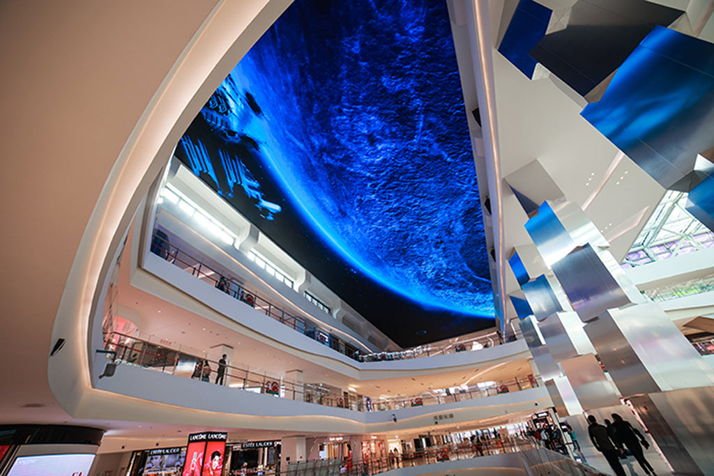 P5mm LED Screen Giant Sky Screen