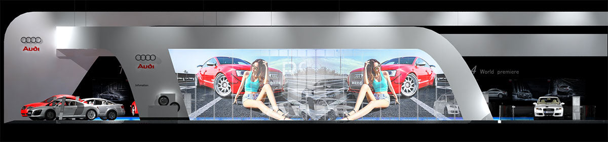 Transparent Series LED Display Screen
