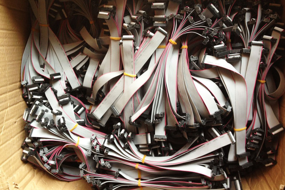 16 Pin LED module data cable