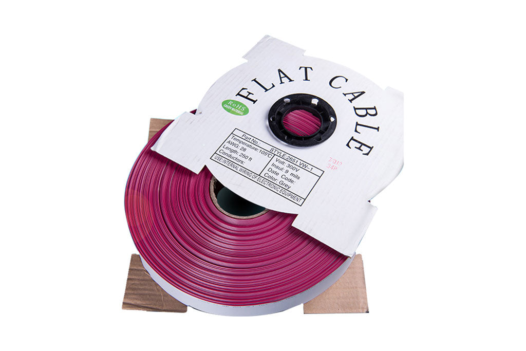 Flat cable 75m