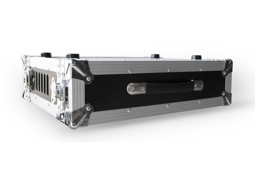 2U Flight Case LED Video Processor Aluminum Flight Case