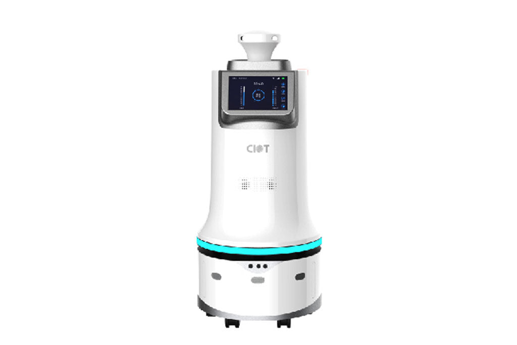 CIOT All-round Disinfection Spray Robot