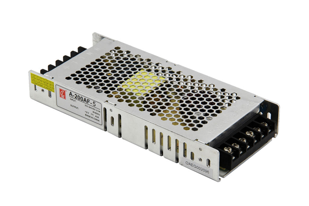 CZCL LED Power Supplies A-200AF-5