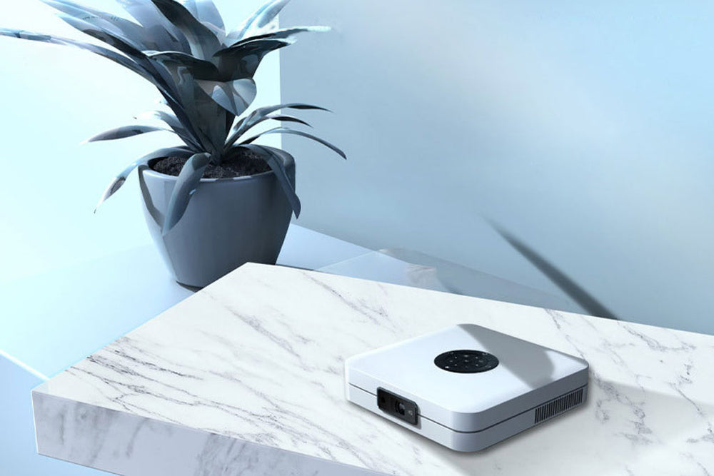 Portable Smart DLP Projector