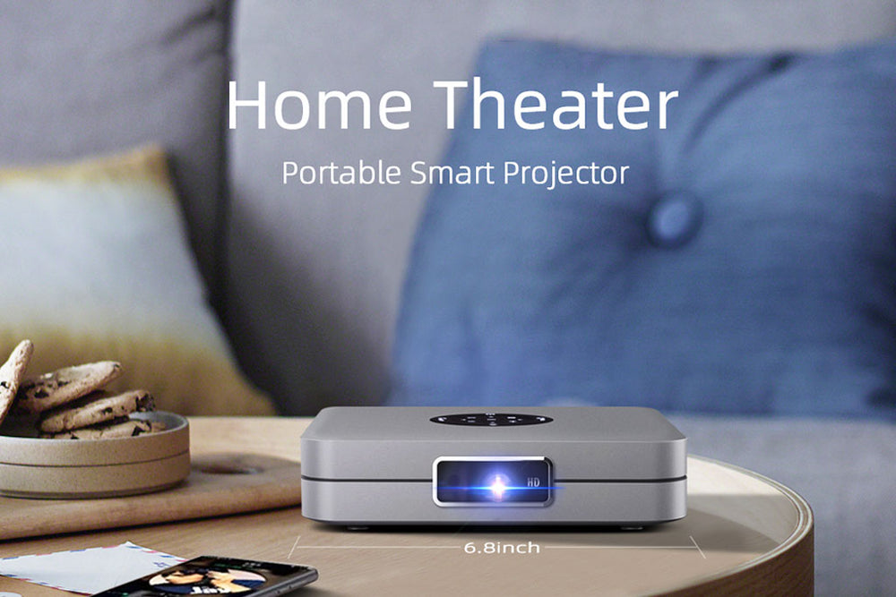 K1 Portable WiFi DLP Projector