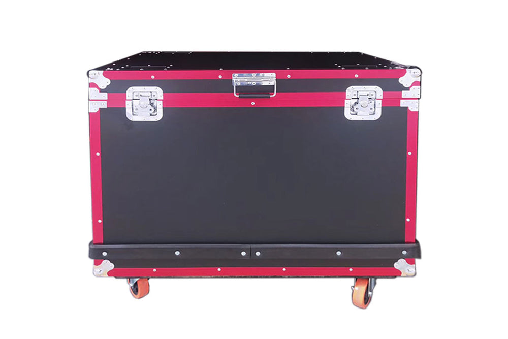 LED Display Packaging 6 in 1 LED DIsplay Aluminum Flight Case