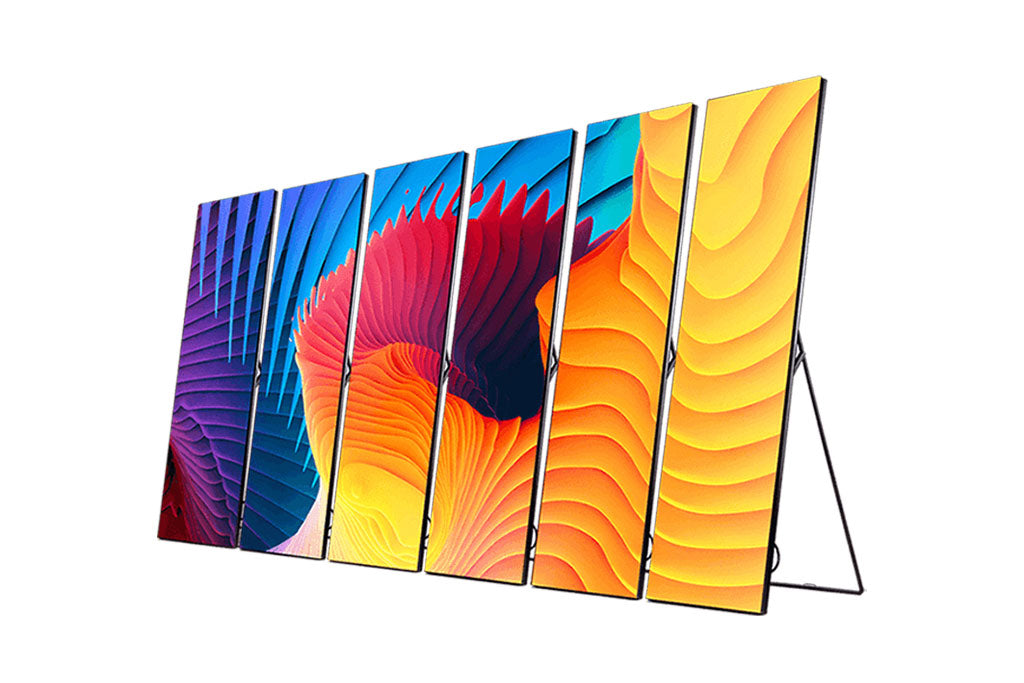 LED Poster Mirror LED Screen