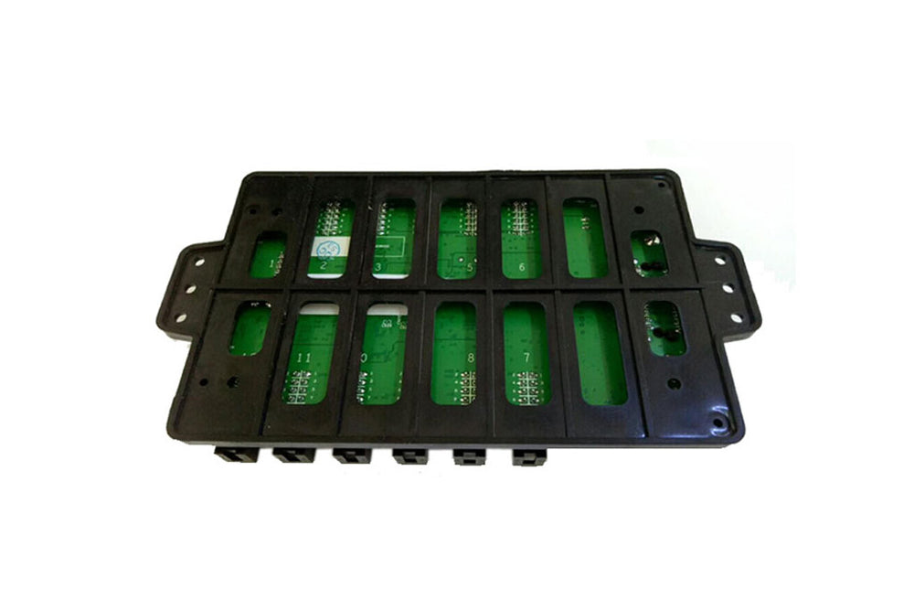 LED receiver card Mounting plate
