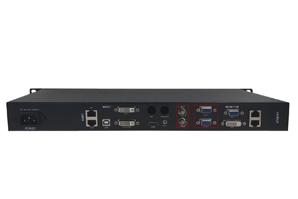 Linsn X1000 LED Video Processor