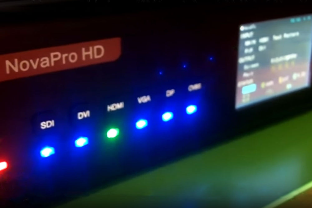 Nova Pro HD All-in-one Professional LED Video Processor LED Display Controller