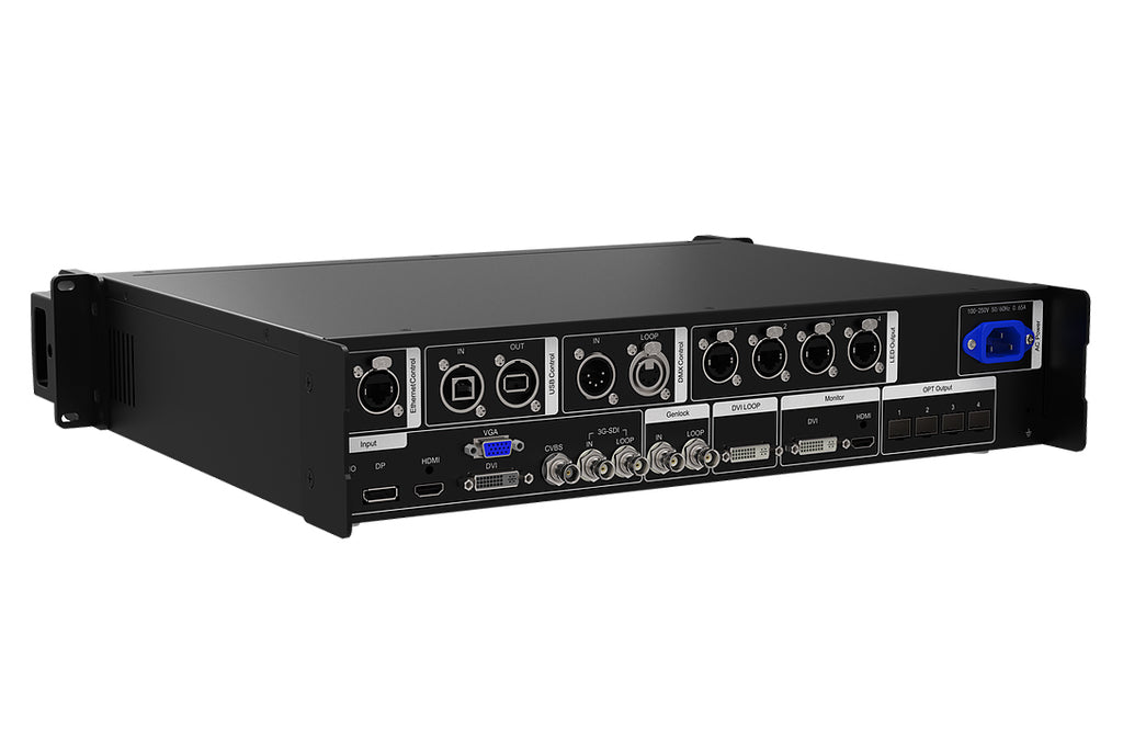 NovaPro HD LED Video Processor back 1