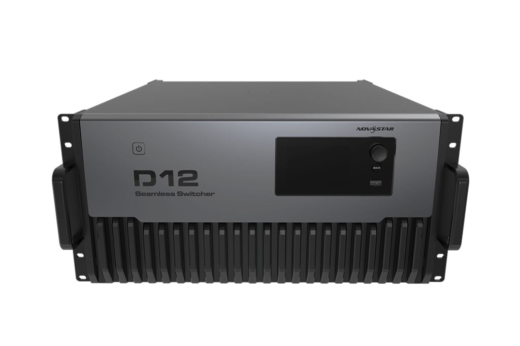 Novastar D12 Video Console Seamless Video Switcher
